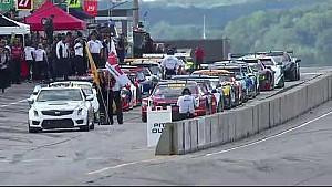 2017 PWC Road America GT/GTA Rd.4 GT Cup Rd.3 Highlights