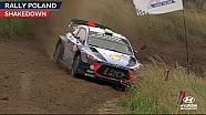 WRC 2017 Polonya Rallisi: Shakedown - Hyundai Motorsport 2017