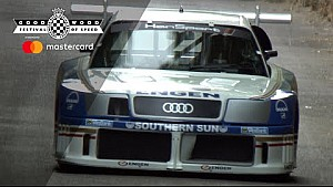 Goodwood: Audi S4 GTO