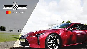 Goodwood: Lexus LC500