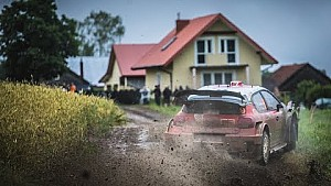 WRC 2017 Polonya Rallisi: Citroën racing özet