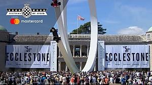 Celebran a Ecclestone en el FOS
