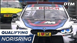 Top 3 & results qualifying 2 - DTM Norisring 2017
