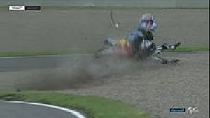 Kecelakaan Marquez di Sachsenring