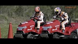 Rasenmäher-Duell: Marquez vs. Pedrosa