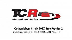 2017 Oschersleben, TCR 2. antrenman