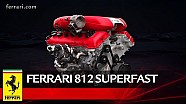 Ferrari 812 superfast - Powertrain