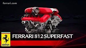 Ferrari 812 superfast - Powertrain