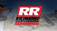 Umbau am Richmond Raceway