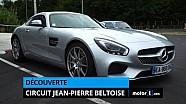 Essai - 4 voitures sur le circuit Jean-Pierre Beltoise !