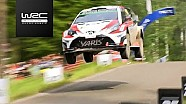 Rallye Finnland: Highlights, WP 12-17