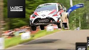 WRC - Rally de Finlandia 2017 - Día 3, parte 1