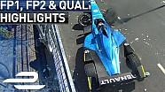 ePrix di Montréal 1: le prove libere e le qualifiche