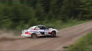 Emocionantes momentos del Rally de Finlandia 2017 - SS15
