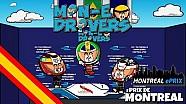 La victoria de Di Grassi en el ePrix de Montreal, según el humor de los MiniEDrivers