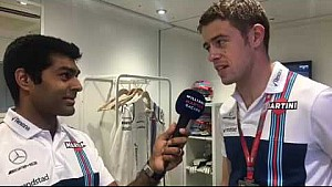 Budapest: Interview, Paul di Resta