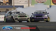 Mustang v. Mustang | Formula Drift Seattle | Ford Performance