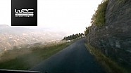 Rallye Deutschland 2015: Onboard, Kubica SS09
