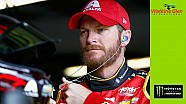 Dale Jr.\'s farewell at the Glen cut short