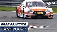 Top 3 & Results free practice 2 - DTM Zandvoort 2017