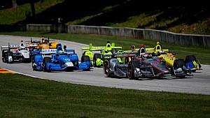 Saturday at Pocono raceway