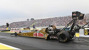 Leah Pritchett caps off stellar weekend with a win