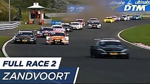 DTM Zandvoort 2017 - 2. yarış (Çoklu Kamera) -  Yeniden Canlı (İngilzice)