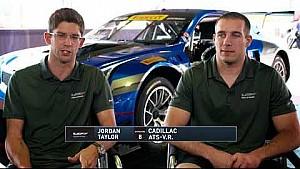 PWC 2017 Utah Motorsports Campus sprint X sponsor Vignette for Cadillac