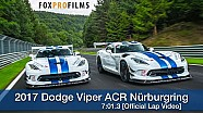Nürburgring: Dodge Viper 2017