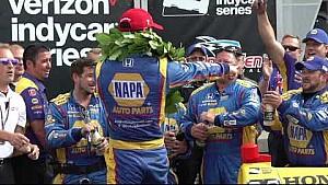 HPD Trackside -- Watkins Glen IndyCar race report