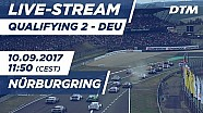 DTM Nürburgring: 2. Qualifying