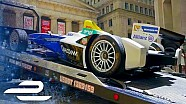 Formula E teamed up with Enel to stage the first zero-emission ePrix in New York city