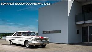Bonhams Auction Live | Goodwood Revival 2017