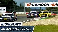 دي تي أم: ملخص السباق الأول في نوربورغرينغ 2017