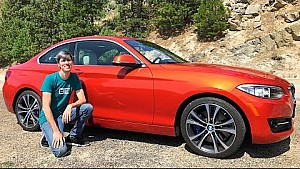 The BMW 230i proves low power cars can be quick