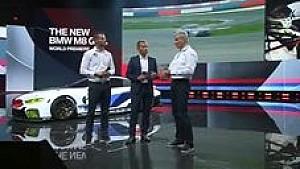 Presentación: BMW M8 GTE