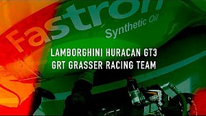 GRT Grasser racing team - Lamborghini Huracan GT3 - Blancpain GT Series