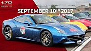 70 years celebrations - Maranello, September 10th 2017