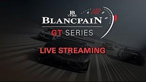 Qualifying practice - Nurburgring - Blancpain GT Series - Sprint Cup - Live