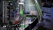 2017 Singapur GP - Marcus Ericsson'un 3. Güvenlik Aracının Girmesine Sebep Olduğu Kazası