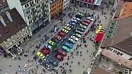 Lamborghini Concours D'Élégance, 1st edition