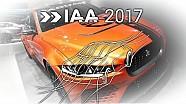 Jaguar und Land Rover auf der IAA 2017