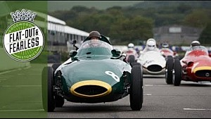 1957 British Grand Prix celebration | Goodwood Revival 2017