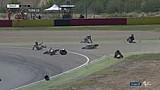 Kecelakaan di sesi kualikasi #Moto3