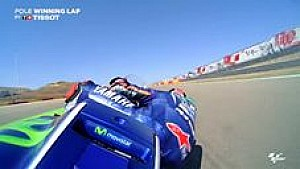 Pole Position - Maverick Vinales - Aragon 2017