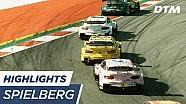 دي تي أم: أهم مجريات السباق الأول في سبيلبرغ