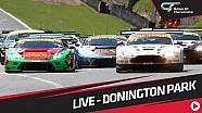 British GT - Donington 2017 - Main Race