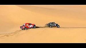 Summary - Stage 3 - Dakar series China rally 2017