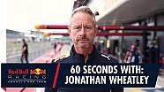 60 Sekunden: Jonathan Wheatley