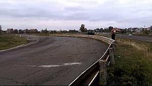 Фінал ЧУ з кільцевих перегонів - Гонка 1
